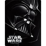 Star wars a new hope Filmer Star Wars: Episode IV - A New Hope [ Blu-ray Steelbook] [1977]